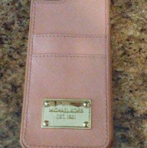 Michael kors iphone 6s case